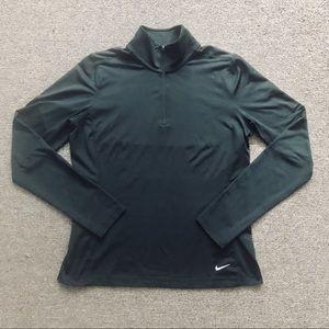 Nike Pro Golf Performance quarter zip long sleeve